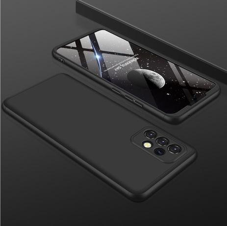 Кейс 360° Градуса Мат за Samsung Galaxy A12 A32 A52 A72 5G + протектор