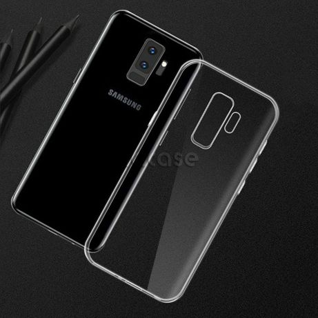 Samsung S9 S9 Plus - Husa Ultra Slim 0.3mm Silicon Transparent