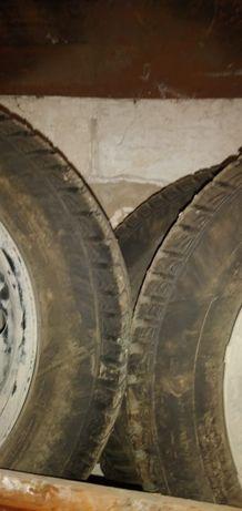 Резина с дисками R 15 185x65