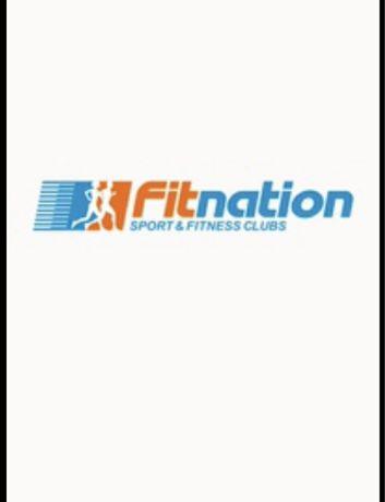 Абонемент Fitnation
