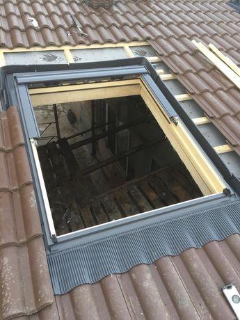 Montez ferestre de mansarda