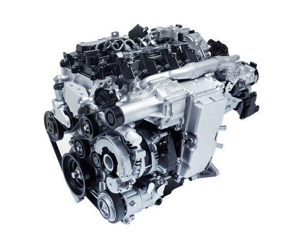 Motor MAZDA CX5 , 2.2 D SHY