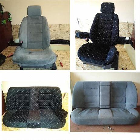Ремонт Реставрация Перетяжка мебели и авто сидений