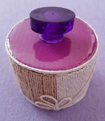 Ръчно изработена кутия за накити