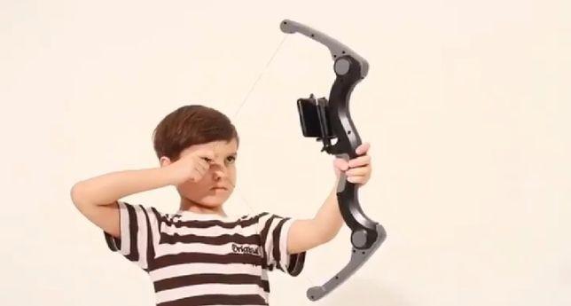 Лук - интерактивная игрушка - оригинальный подарок мальчикам\девочкам