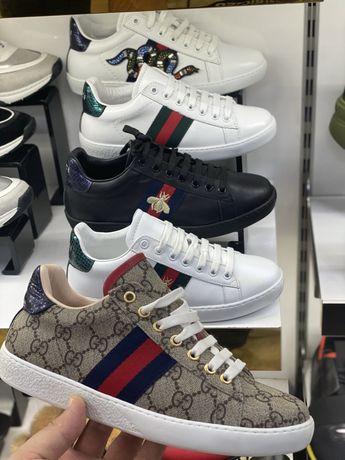 Adidasi piele naturala Gucci PREMIUM lv vltn