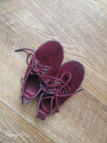 Детские туфли, в хорошем состоянии