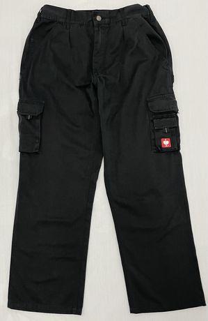 Pantaloni salopeta ENGELBERT STRAUSS 50 barbat buzunare talie elastica