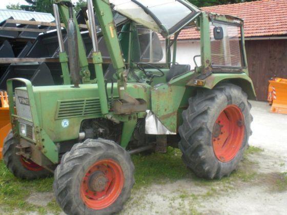Dezmembrez Tractor Fendt 104 Case IHC