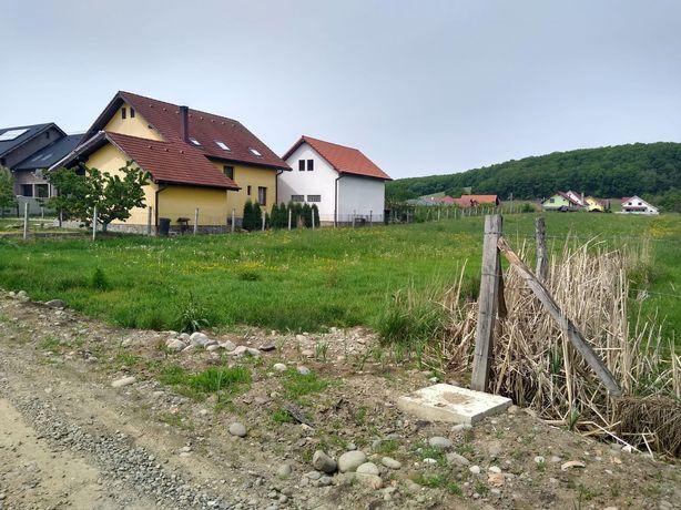 Locuri de construit case in Reghin, iesirea spre Dedrad.