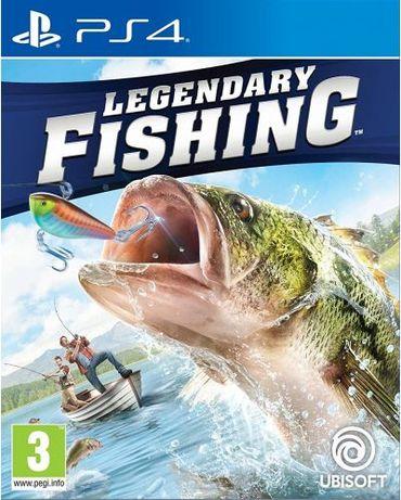 [ps4] ! Чисто НОВИ ! Legendary FISHING за Playstation 4/Риболов/1-4