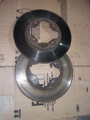 Тормозные диски Honda Accord 5