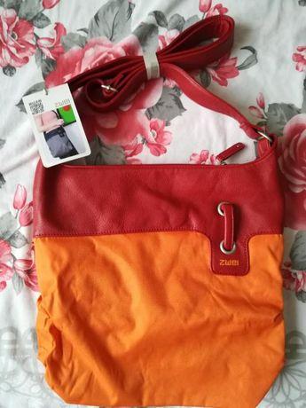 Дамска чанта ZWEI. Внос от Германия!