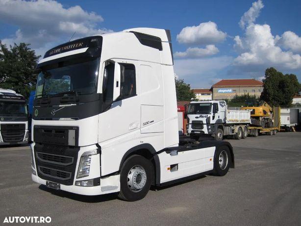 Volvo FH 500 clima stationara, avans de la 7.500 EUR Volvo FH500, clima sationara,kit hidraulic WlakingFloor