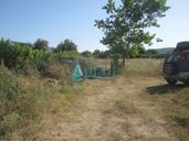 Изгоден парцел 953 м2 в Неа Врасна, Гърция, до супермаркет Масутис