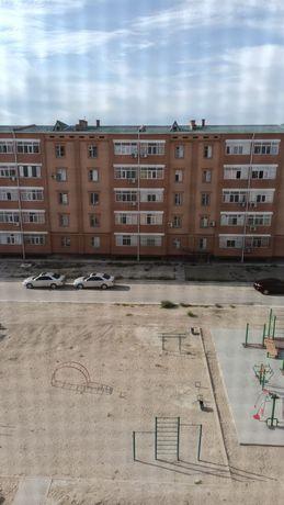 3комн квартира расположена Астана мкр  с мебелью