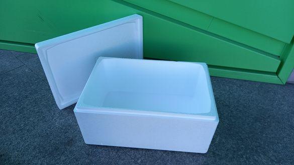 Стиропор Термо Кутия