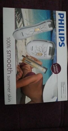 Epilator Philips Satinelle limited edition Total body