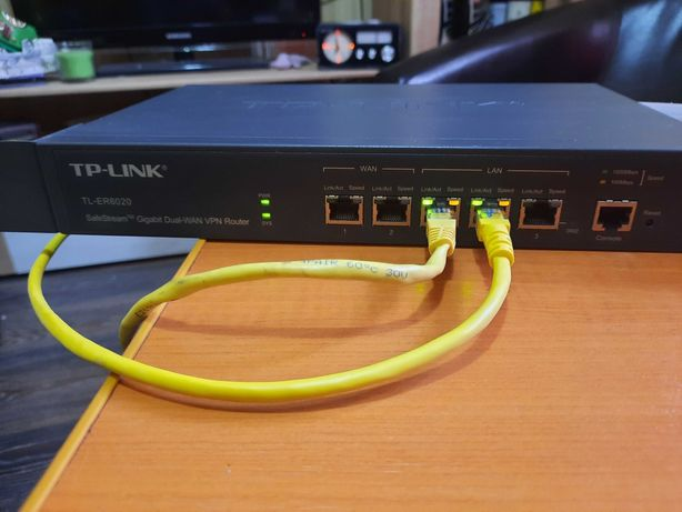Router TP LINK  6020