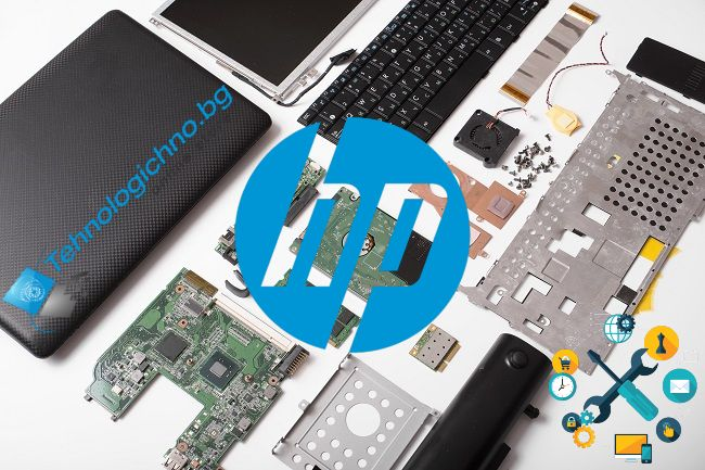 Лаптопи за части за HP Laptops for parts for HP гр. Русе - image 1