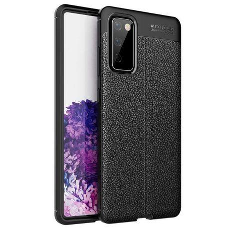 Samsung Galaxy S20 FE - Луксозен Кожен Калъф / Кейс AF
