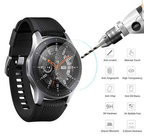 Стъклен протектор  Galaxy Watch 46mm 42 mm /s3 Frontier / GT2 pro