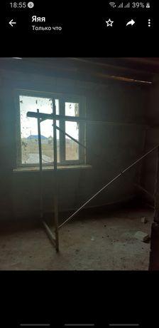 Продаю недостроенный дом в районе Косшы.Недорого! Также рассмотрю вар.