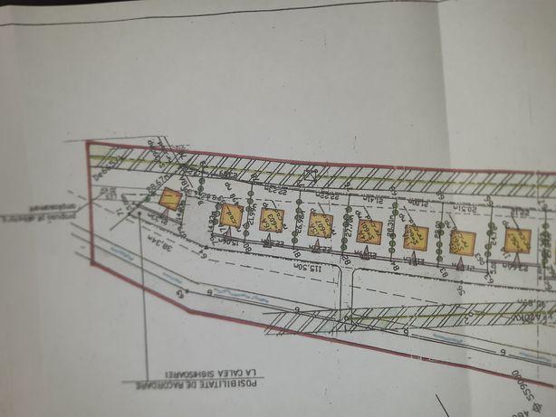 Vând teren zona Damb/Calea Sighisoarei OFERTA de NEREFUZAT