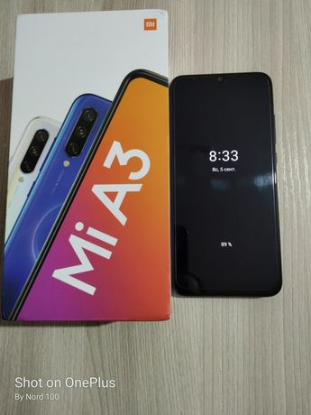 Xiaomi Mi A3 4/64 гб