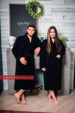 Махровые халаты, велюровый. Турецкого производство