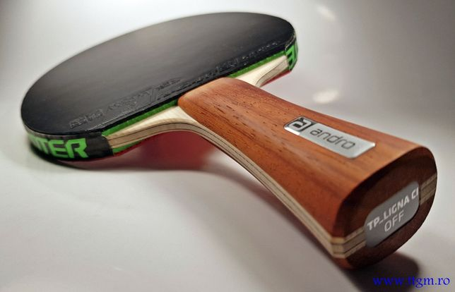 Paleta profesionala tenis de masa (ping pong) ligna off/rasanter