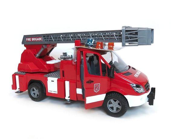 Jucarii Bruder 02532, Masina de pompieri Mercedes Benz Sprinter Bruder