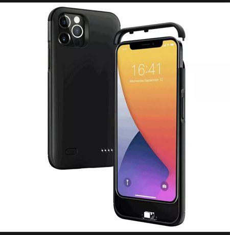 Husa iphone 12 mini cu acumulator