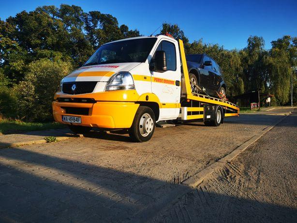 Renault Mascott transport auto