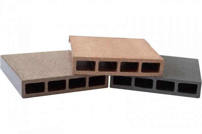 Scandura gard WPC 102x20x4000 Scandura lemn plastifiat