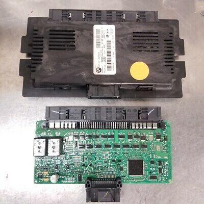 BMW FRM ремонт/възстановяване модул за светлини