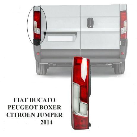 Стоп за Fiat Ducato, Peugeot Boxer, Citroen Jumper 2014-