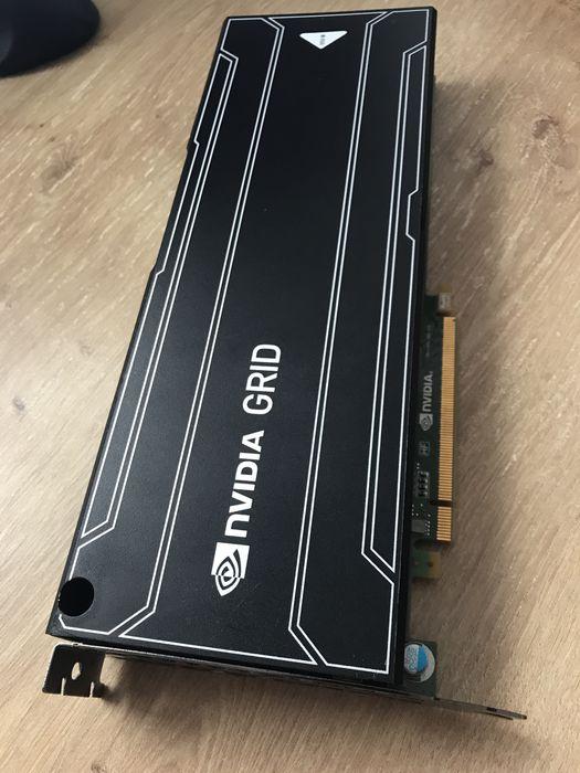 GPU NVIDIA GRID K2 dual slot placa video Sfantu Gheorghe - imagine 1