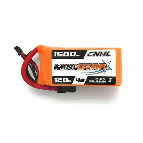 Аккумулятор Липо Li-PO 120C CNHL MINISTAR
