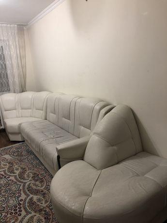 Продам диван с 2 кресло