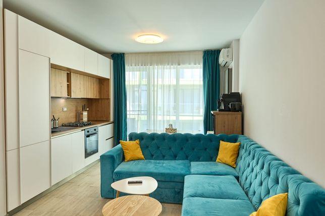 Alezzi Resort 3 camere+parcare - cu vedere la mare Mamaia Nord