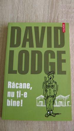 David Lodge – Răcane, nu ți-e bine!