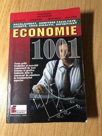 Economie 1001, autor: George Apostol