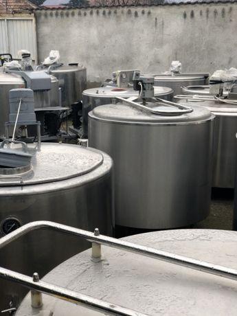 Racitor lapte tank 330 mono fazic cu ceas electronic frigot