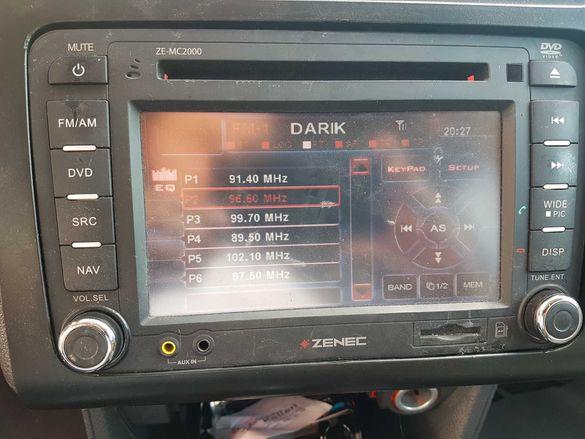 Навигация Мултимедия VW Фолксваген оригинална CD Navi