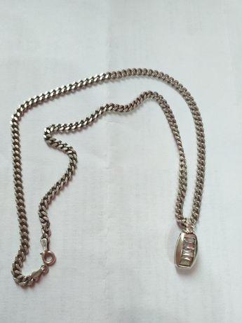 Lănțișor argint cu pandativ marcaj 925