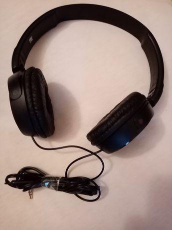 Căști Sony MDR-ZX11OB, cu fir, On-Ear, negru