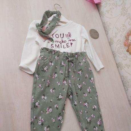 Новые с этикетками детские вещи. Одежда для девочек