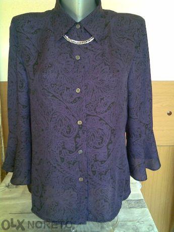 4 оригинала на Michael Kors-риза ест.коприна, 2 блузи и рокля-ест.копр