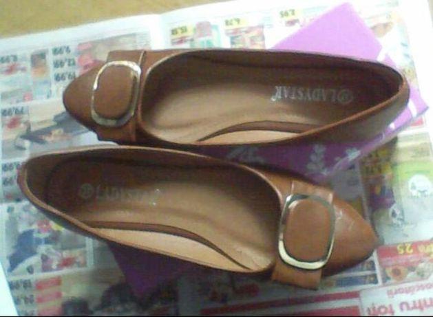 pantofi / balerini noi mar. 37 + cadou (vand / schimb cu diverse)